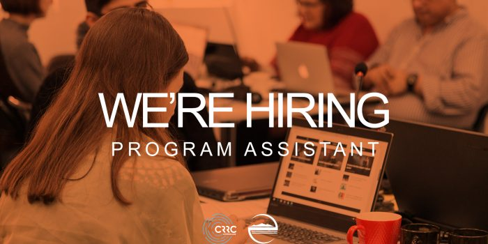 Apply for a Program Assistant Position
