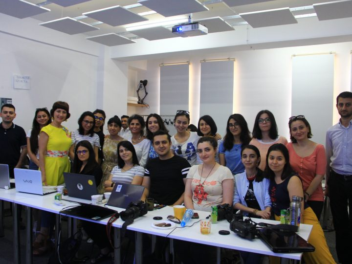 Data Journalism Course in Baku