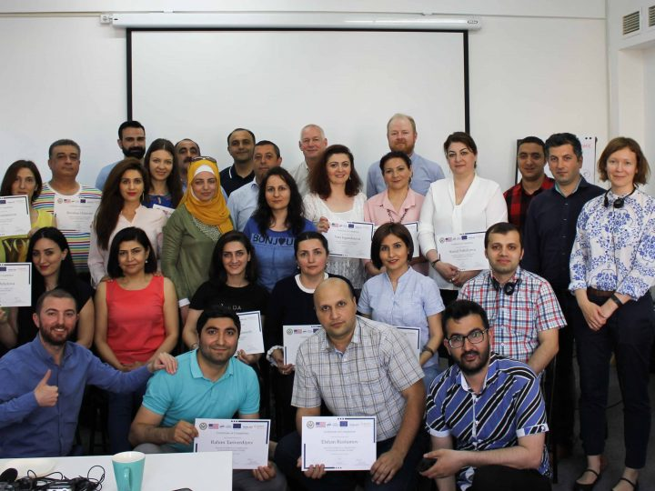 Data Journalism Course Completed